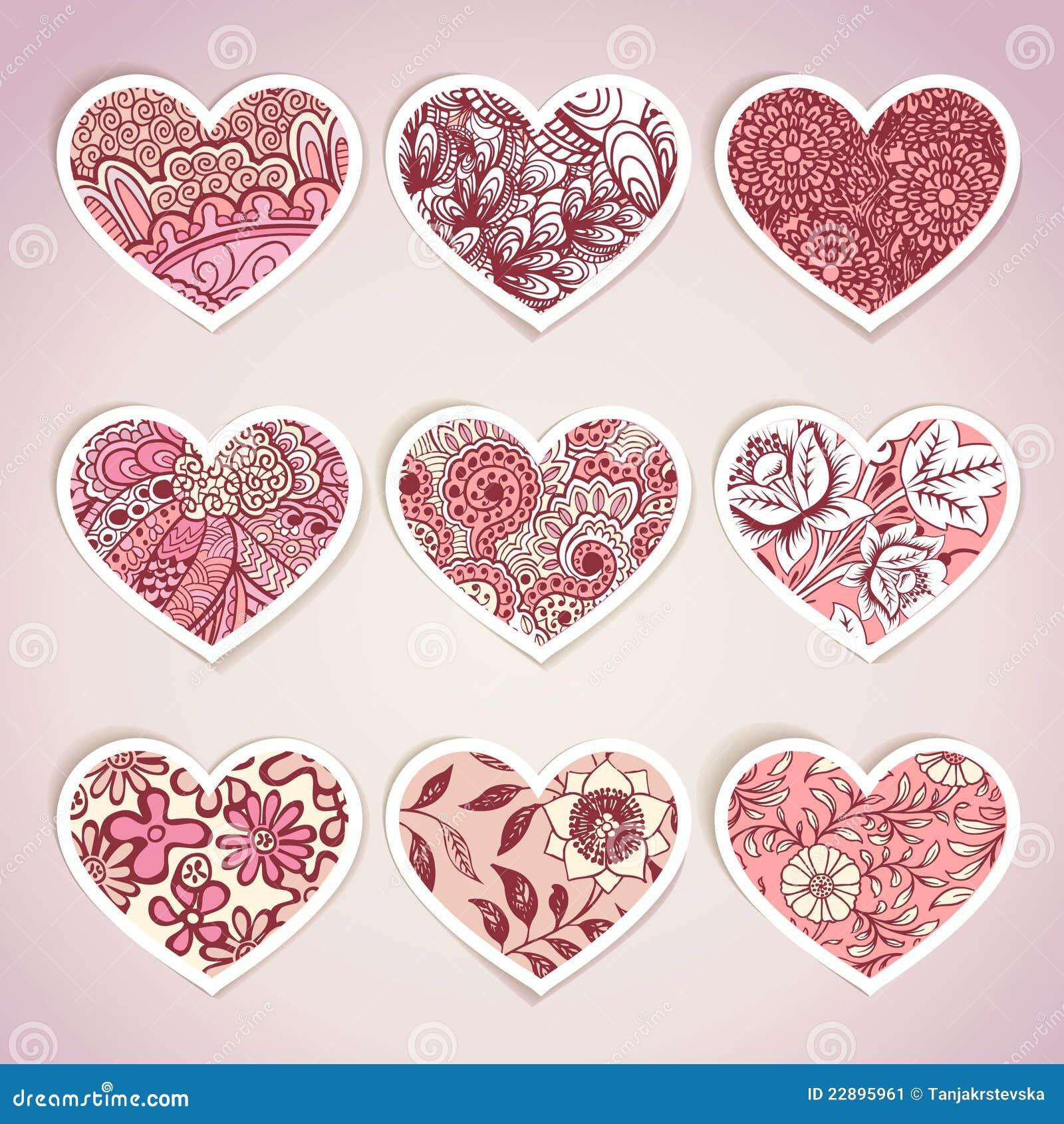 Excepcional Etiquetas De Corazón Humano Ilustración - Imágenes de ...