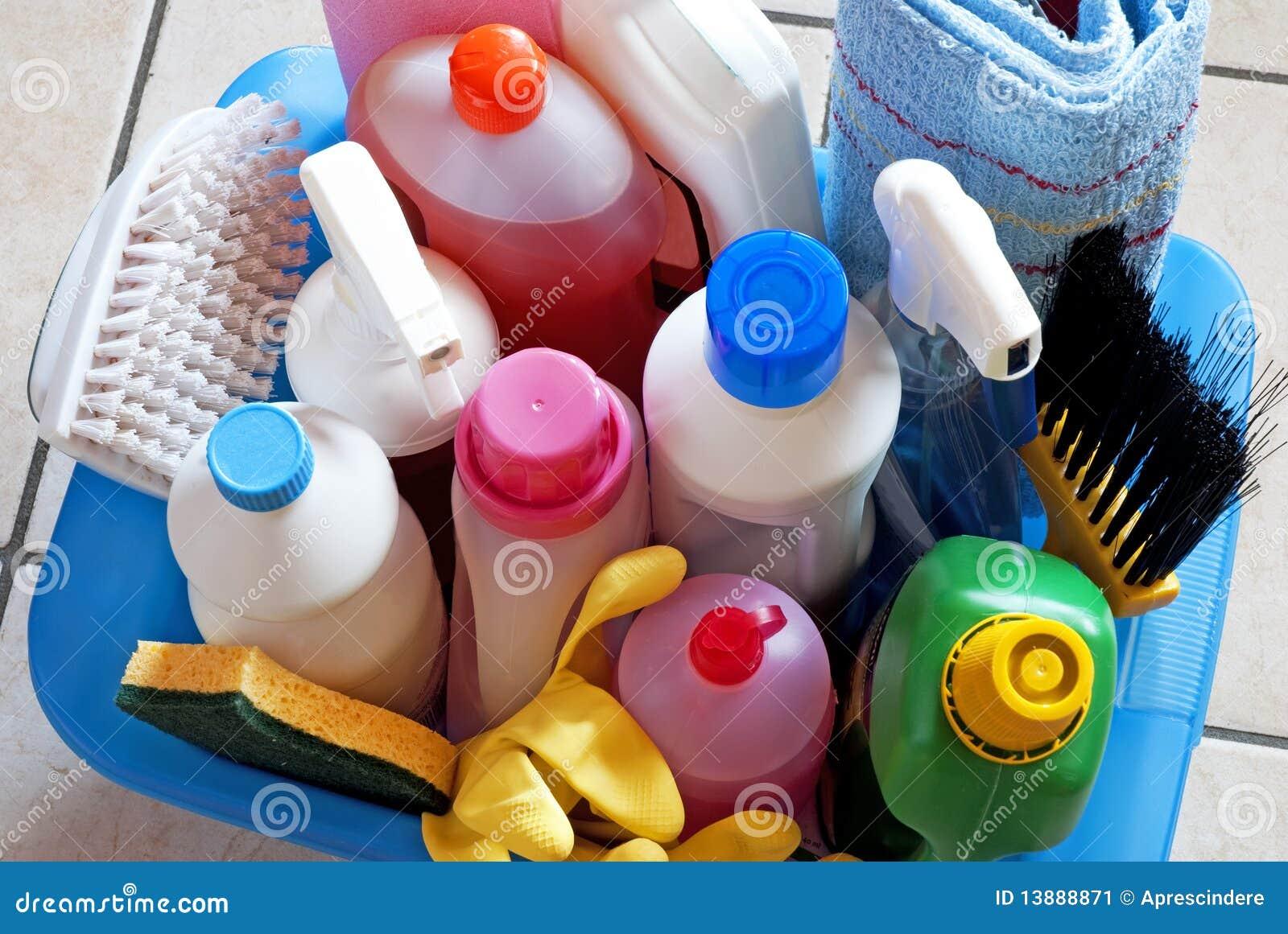 Conjunto de limpieza