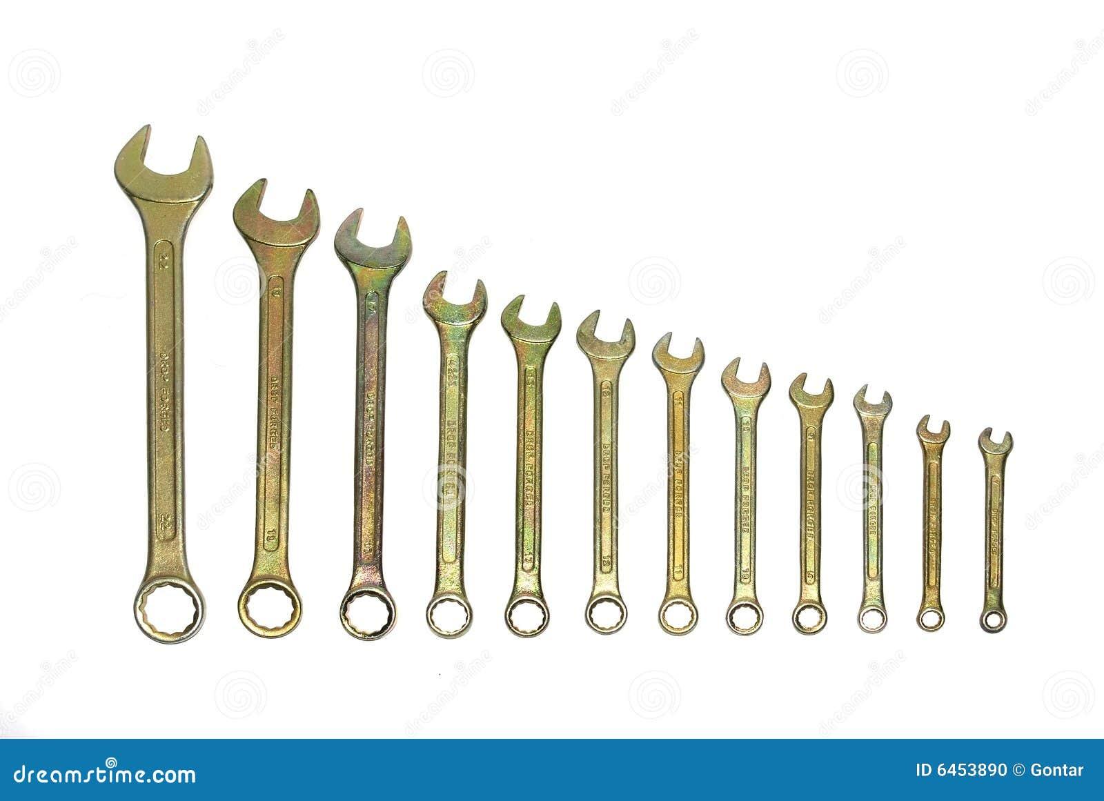 Conjunto de llaves