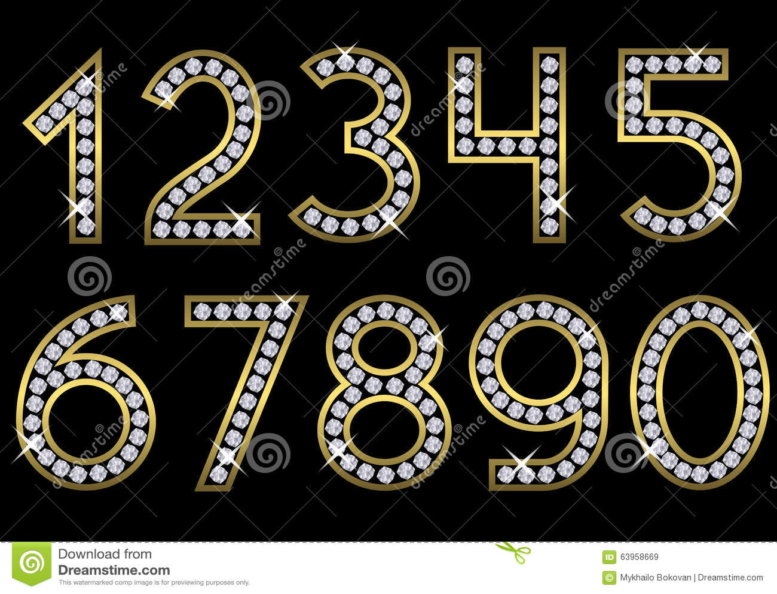 Conjunto de oro del número