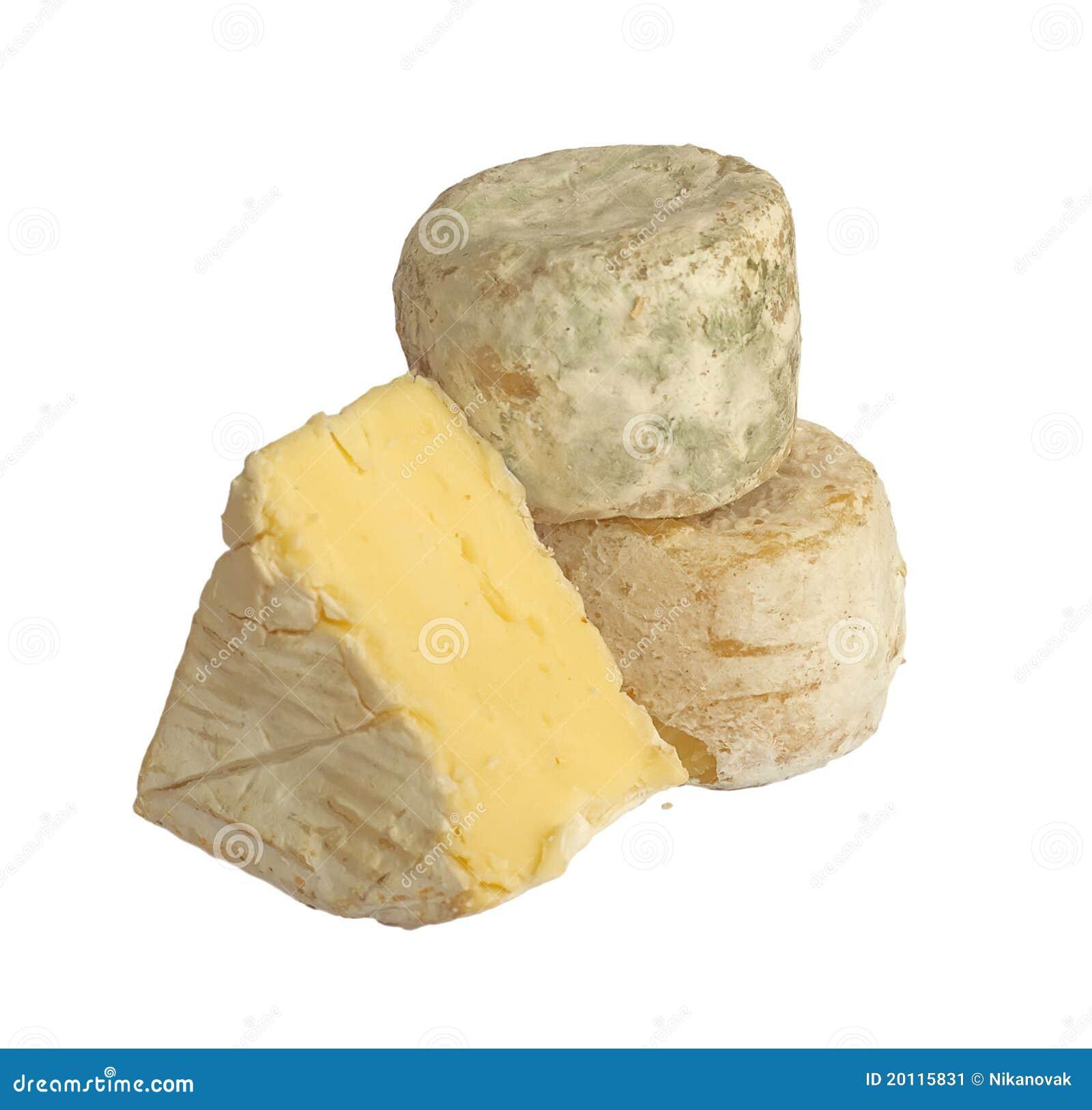 Conjunto de quesos hediondos franceses aislado imagen de for Guisos franceses