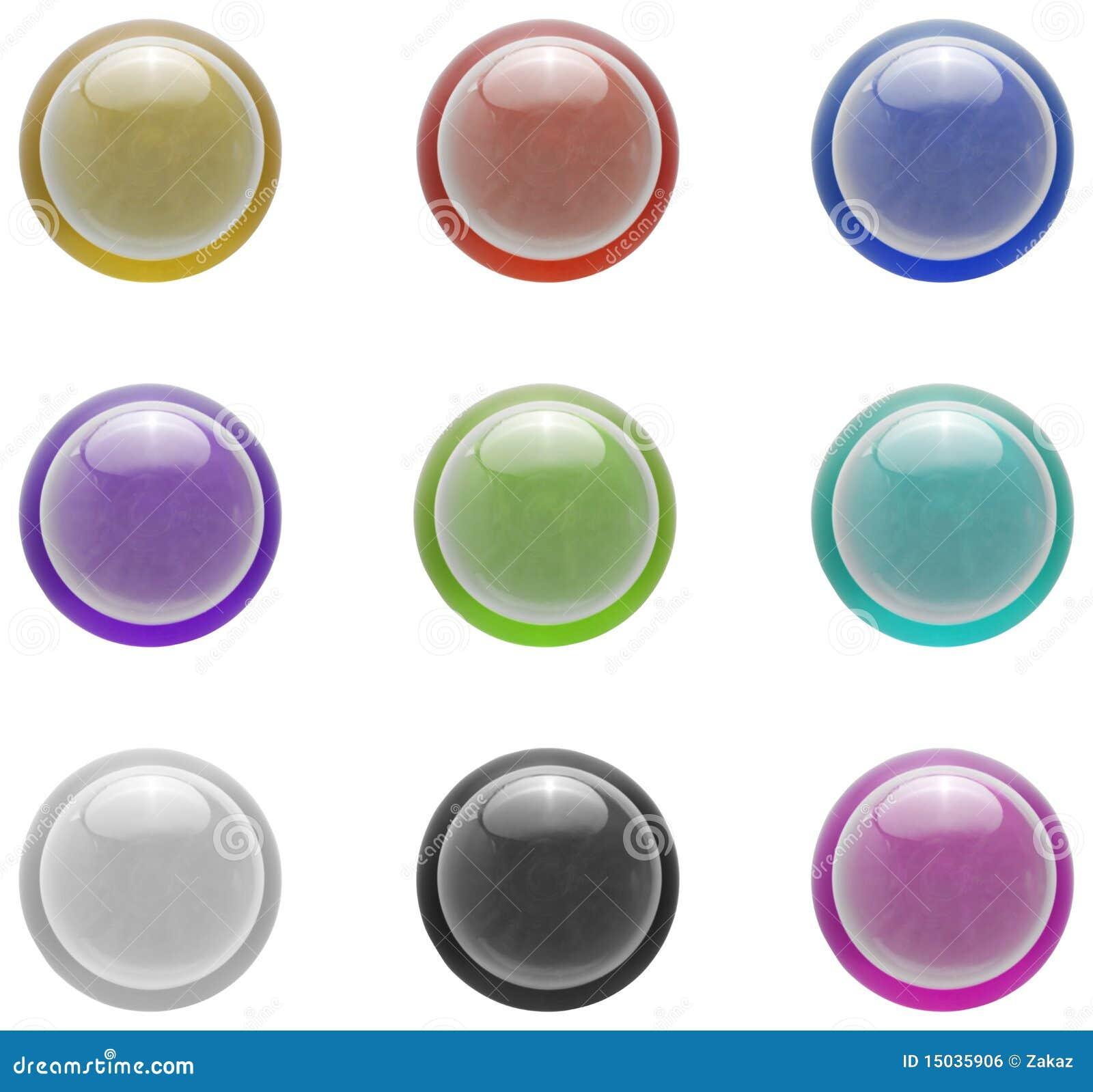 Conjunto del botón | Aislado
