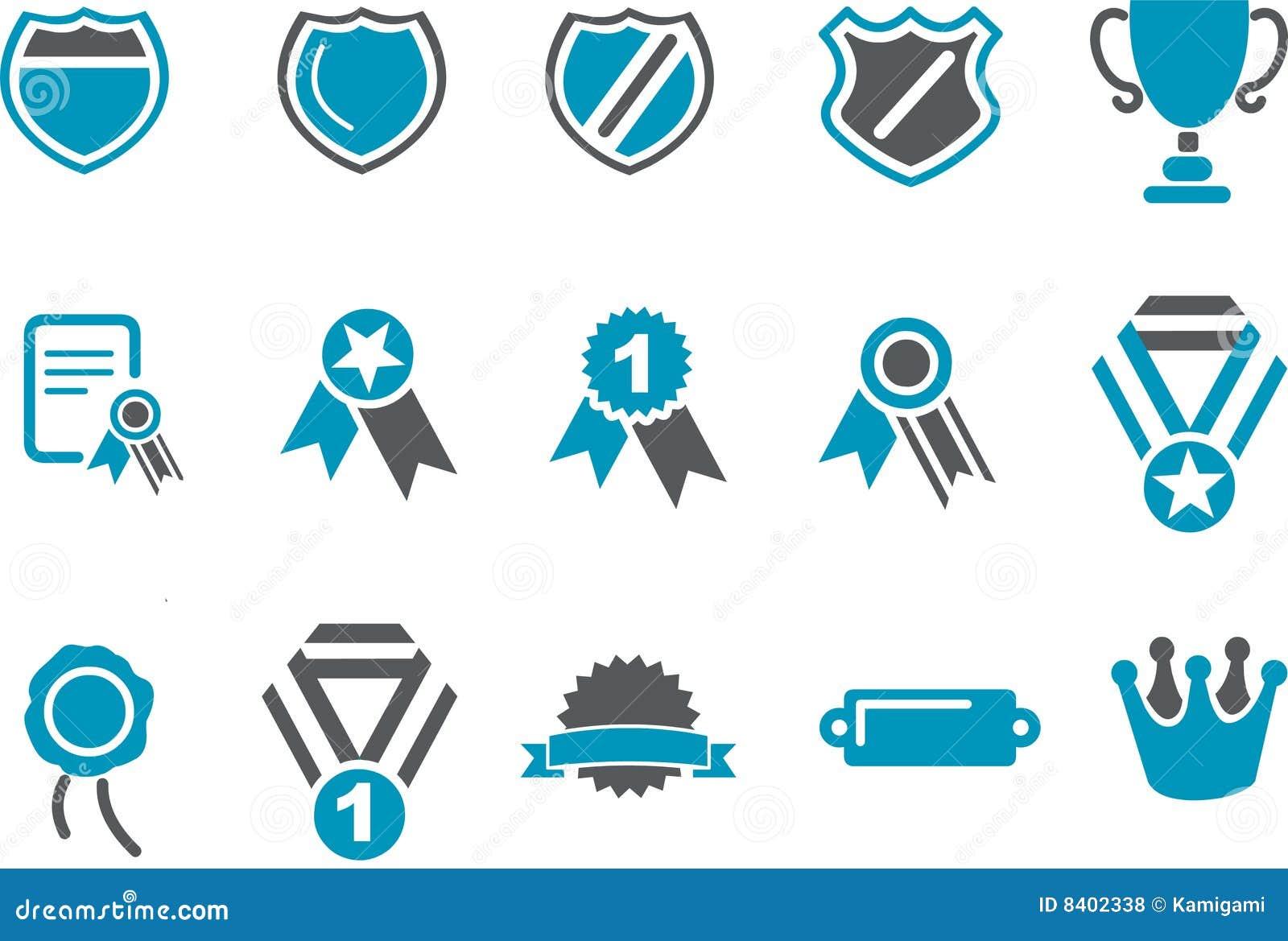 Conjunto del icono de las divisas