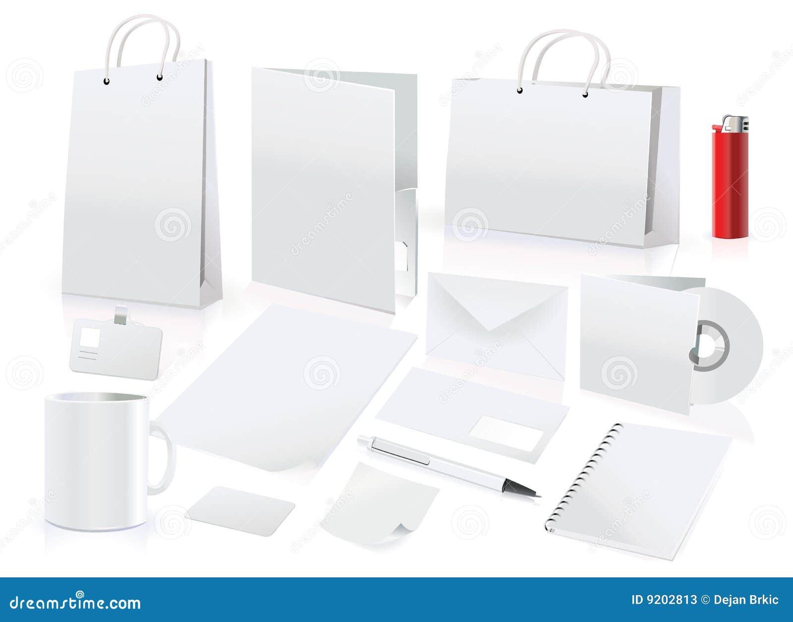 Conjunto del vector de los elementos del dise o para el for Elementos para oficina