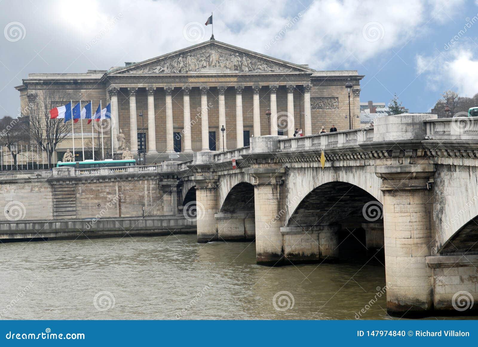 Conjunto nacional franc?s em Paris, Fran?a