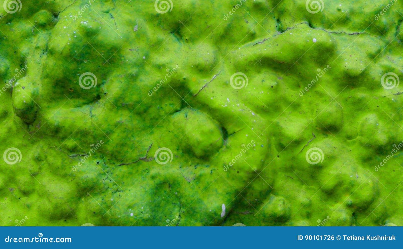 Conkrete surfage 色的背景 设计纹理 绿色backgrop 照亮