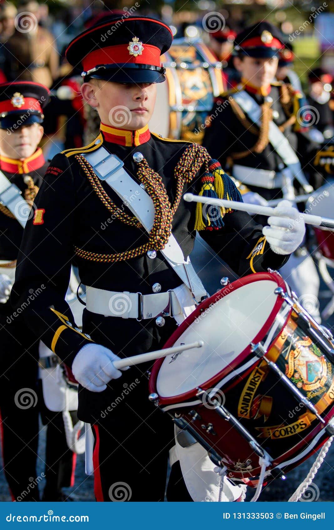 Conmemoración 2018 de Sandhurst
