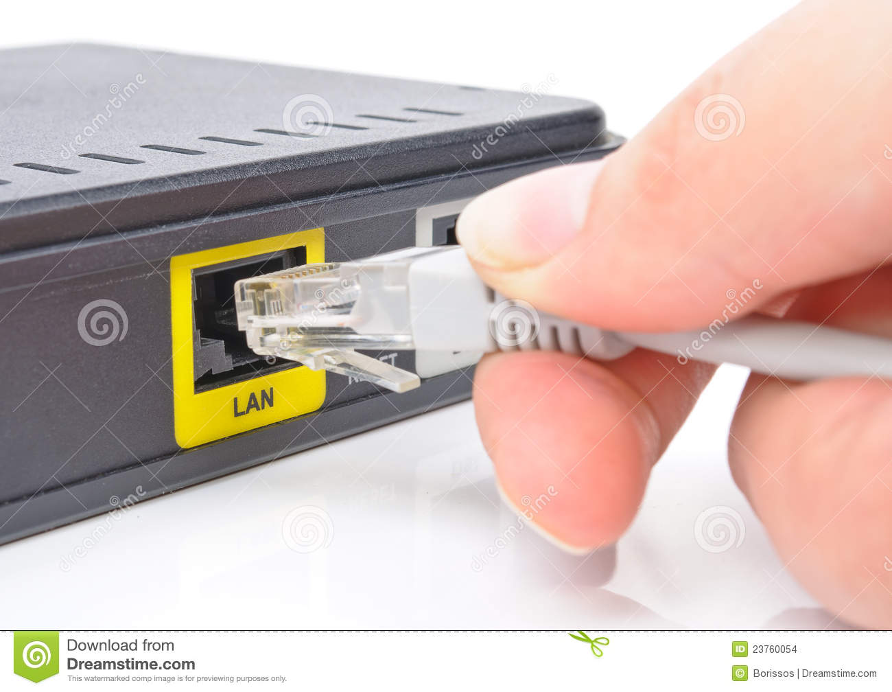 network switch how to connect