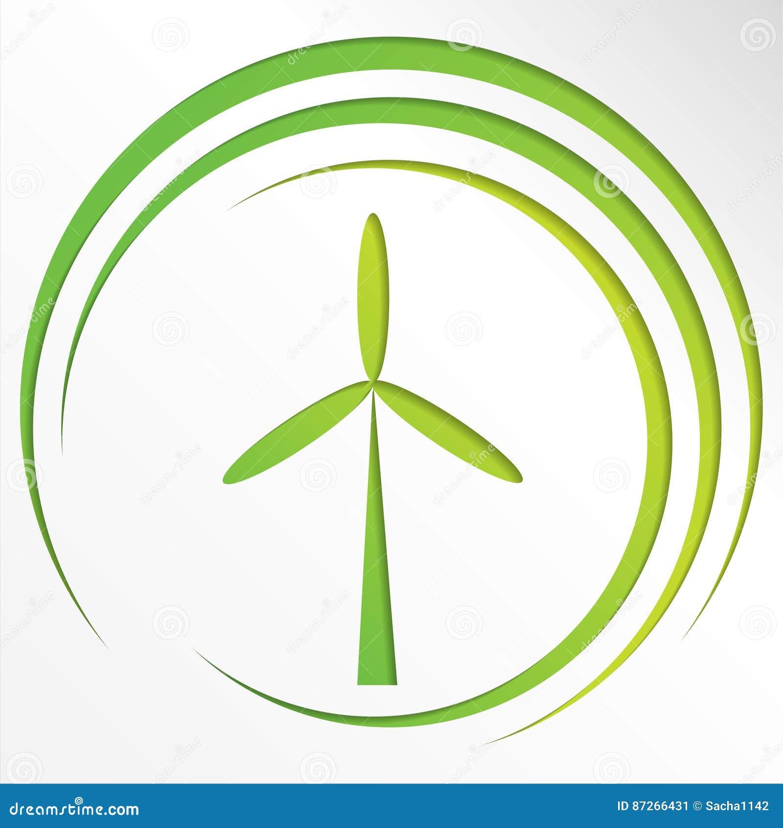 Eco energy color line icons cartoon vector 73043689 - Auchan eco energie ...