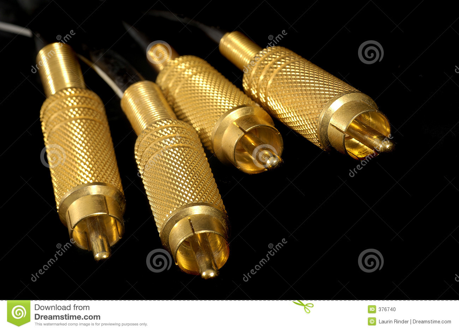 Connecteurs d or