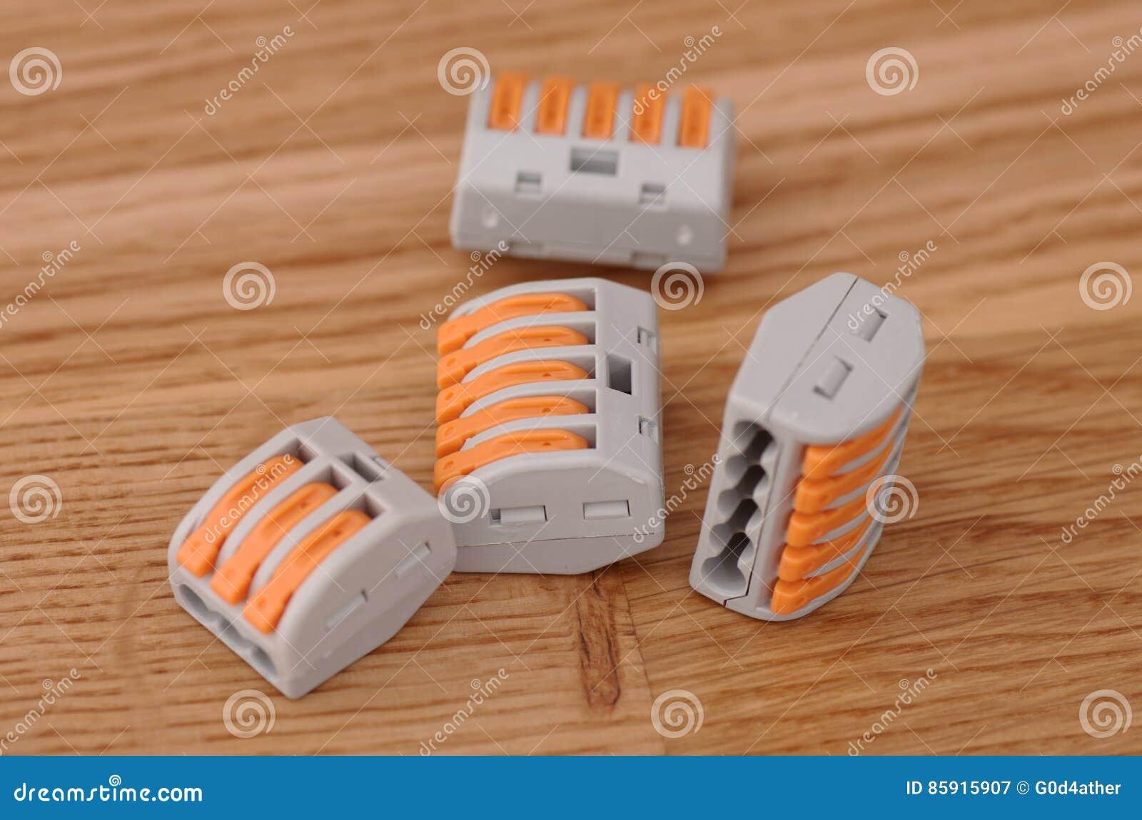Connecteurs de épissure compacts