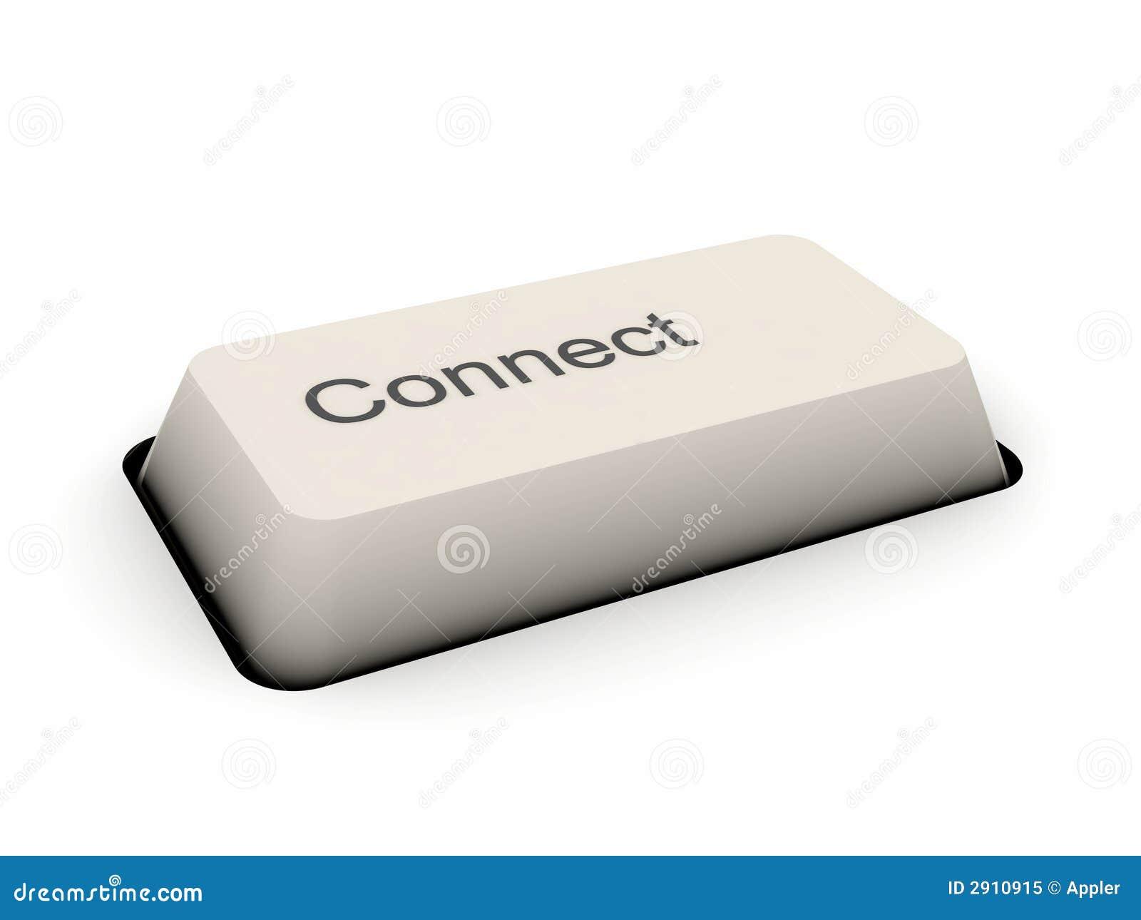 Connectez - le bouton de clavier