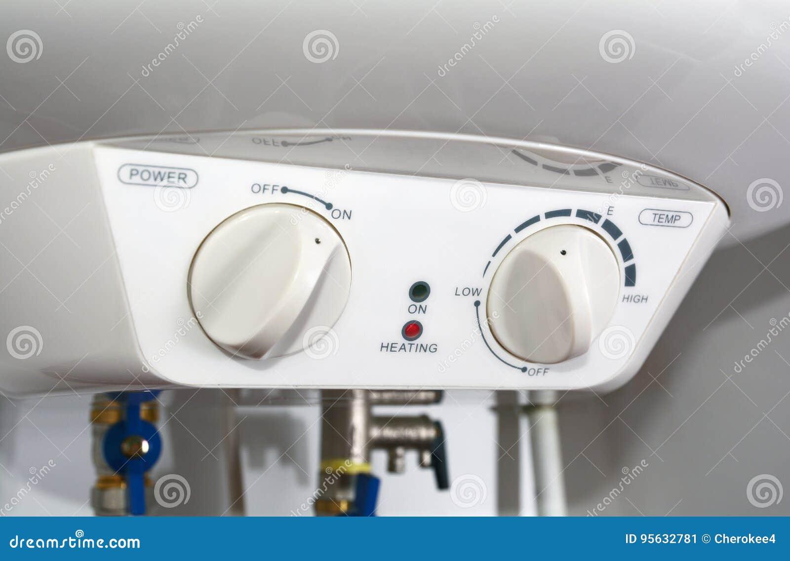 Individual heating 1