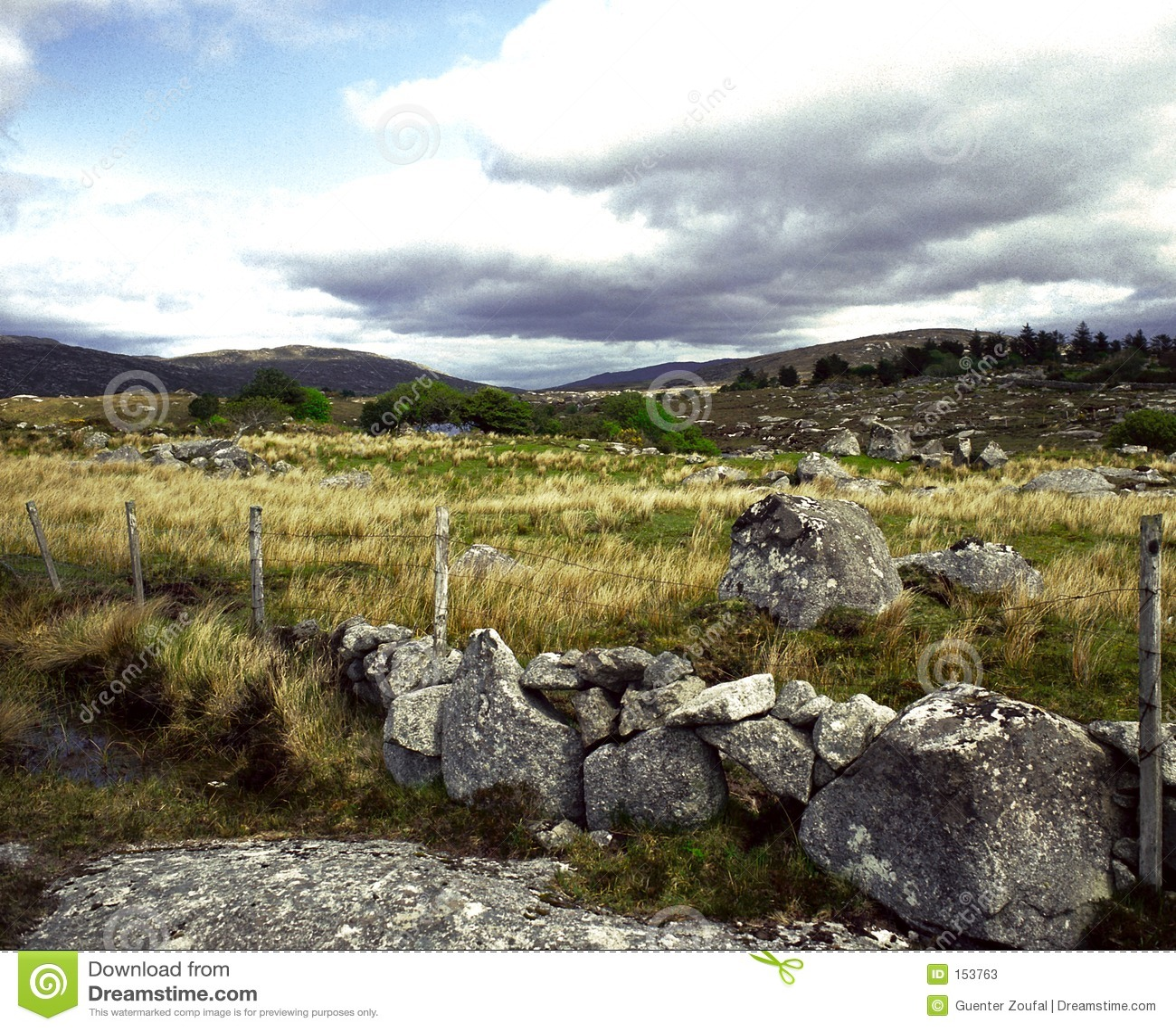 Connemara横向
