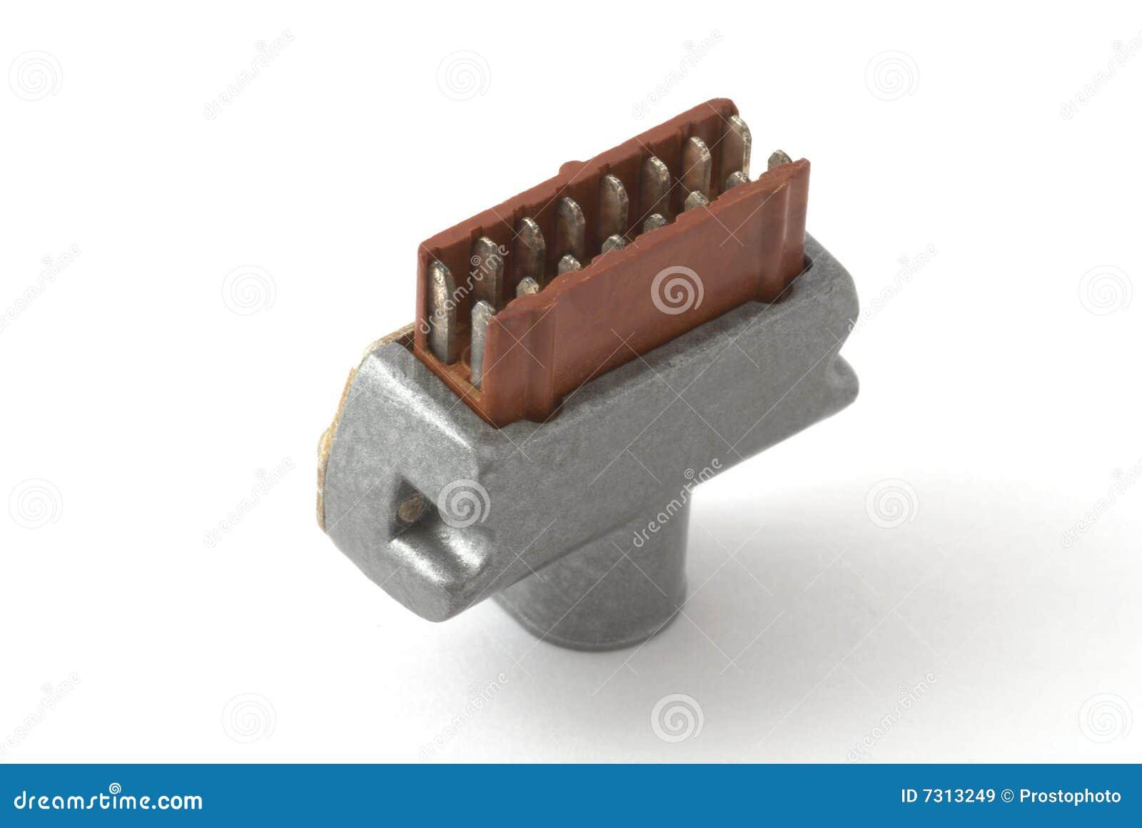 Connettore di cavi del calcolatore