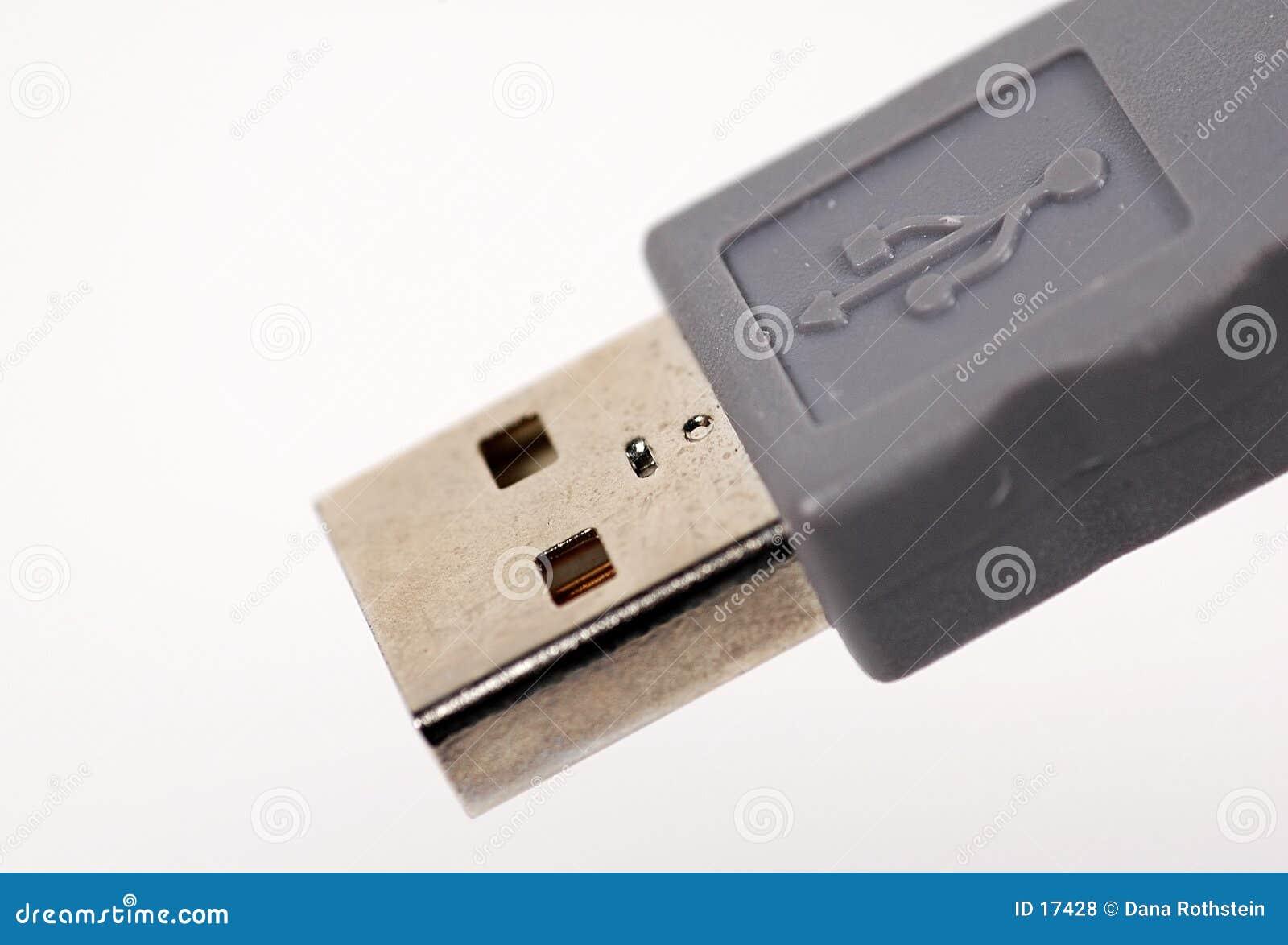 Connexion d USB