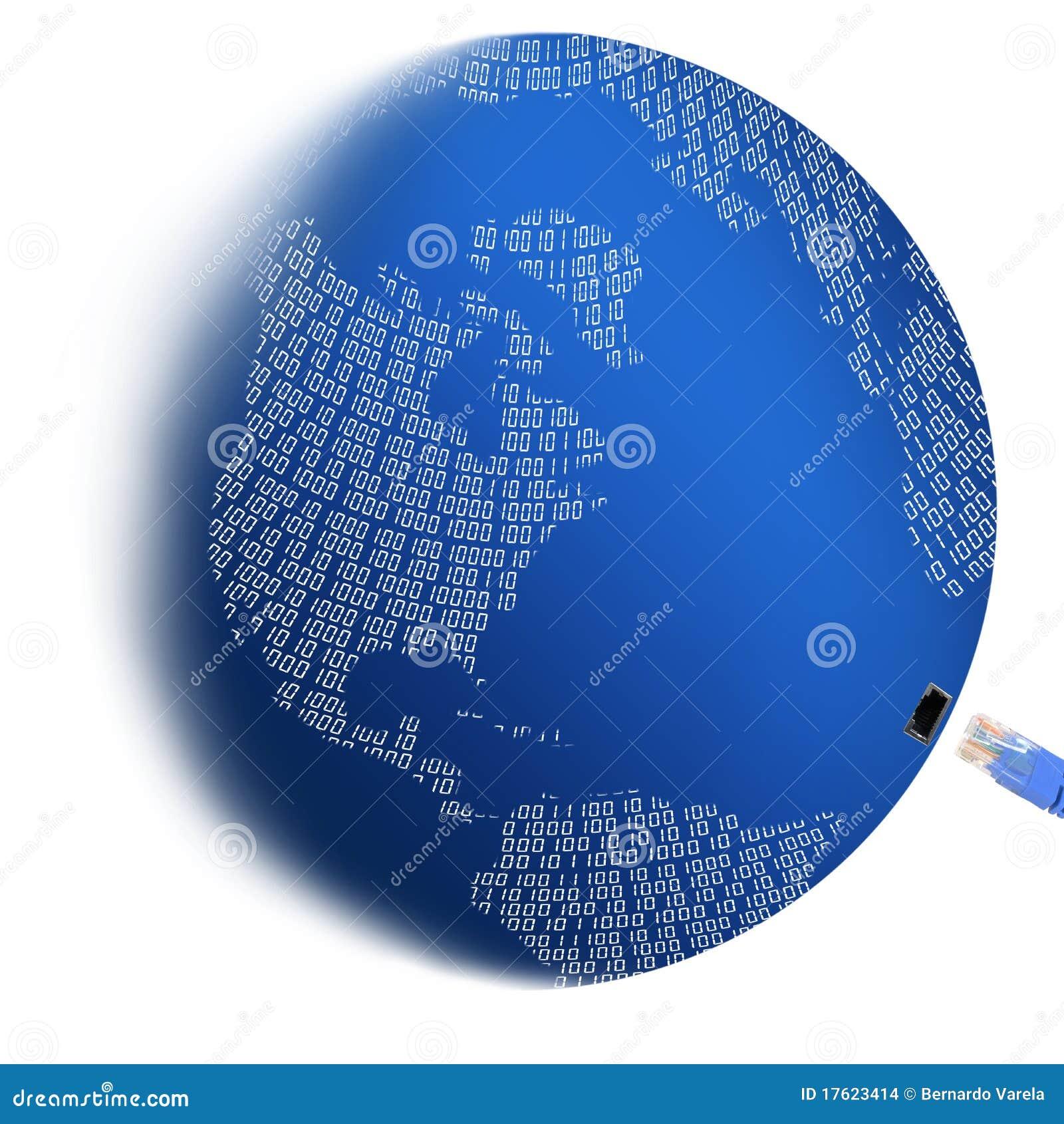 Connexion du monde