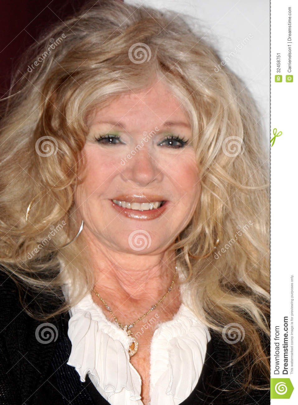 Connie Stevens editorial photo. Image of 2011, march ...