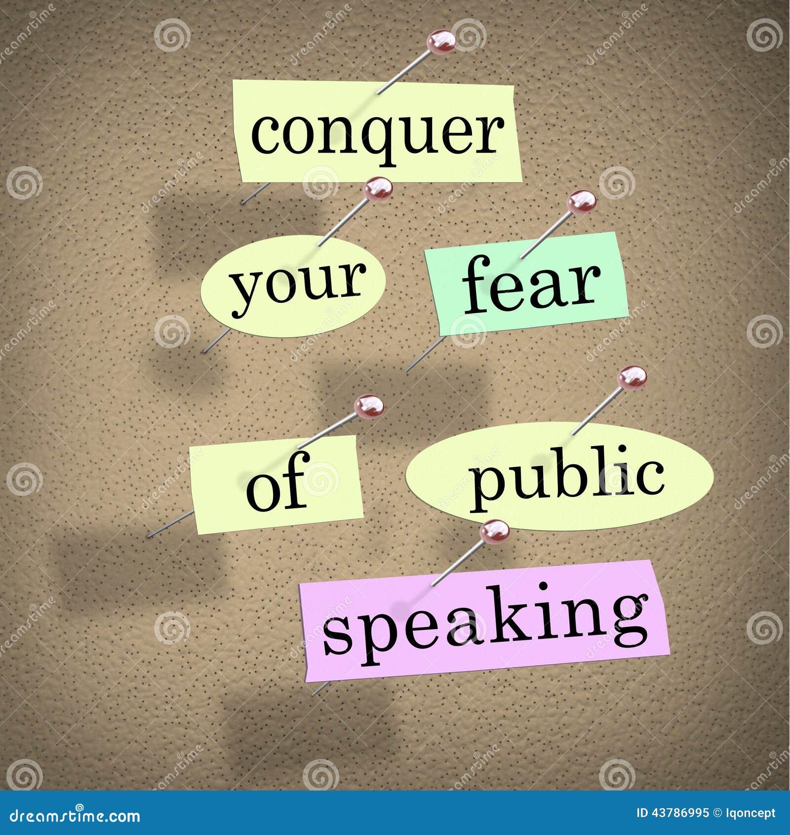 essays on public speaking