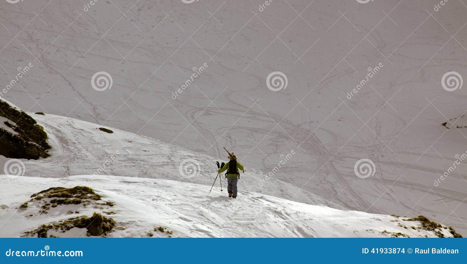 Conquering the mountain