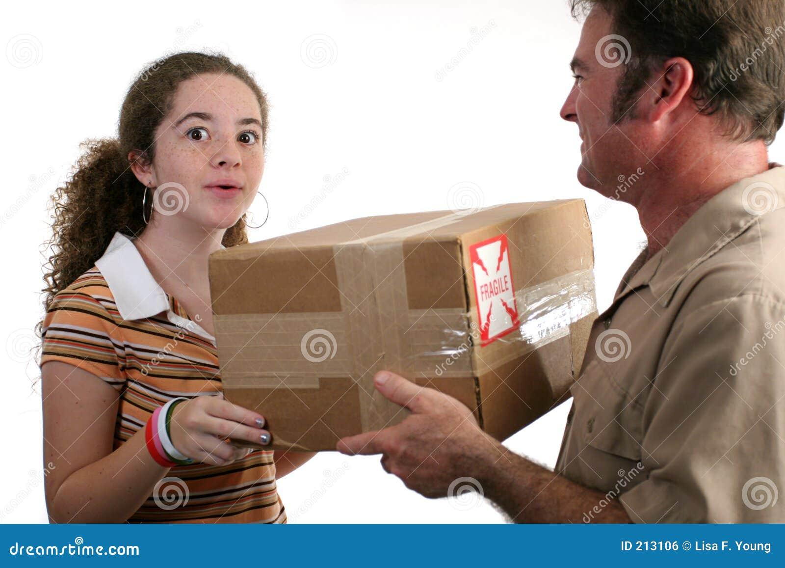 Consegna di sorpresa