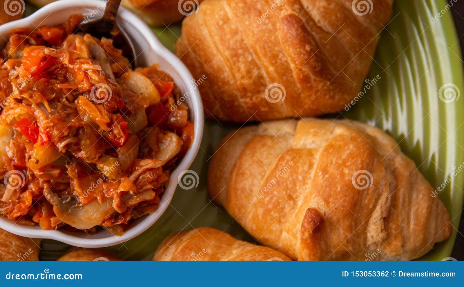 Conservado en vinagre con pan