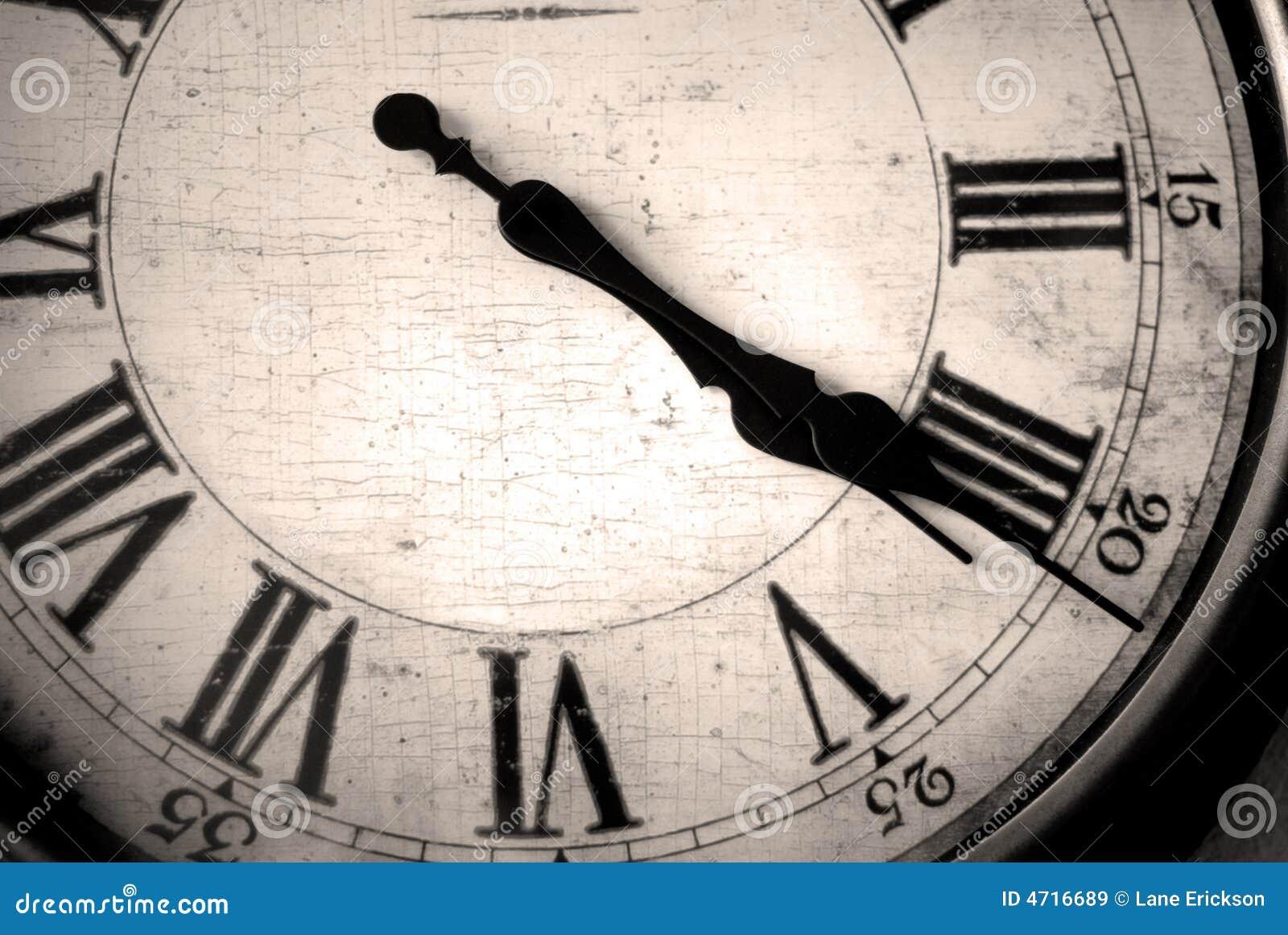 Conservation du temps