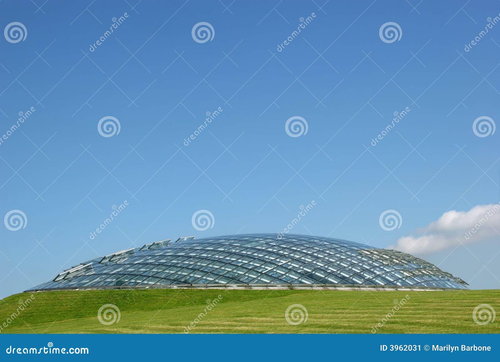 Conservatoire en verre