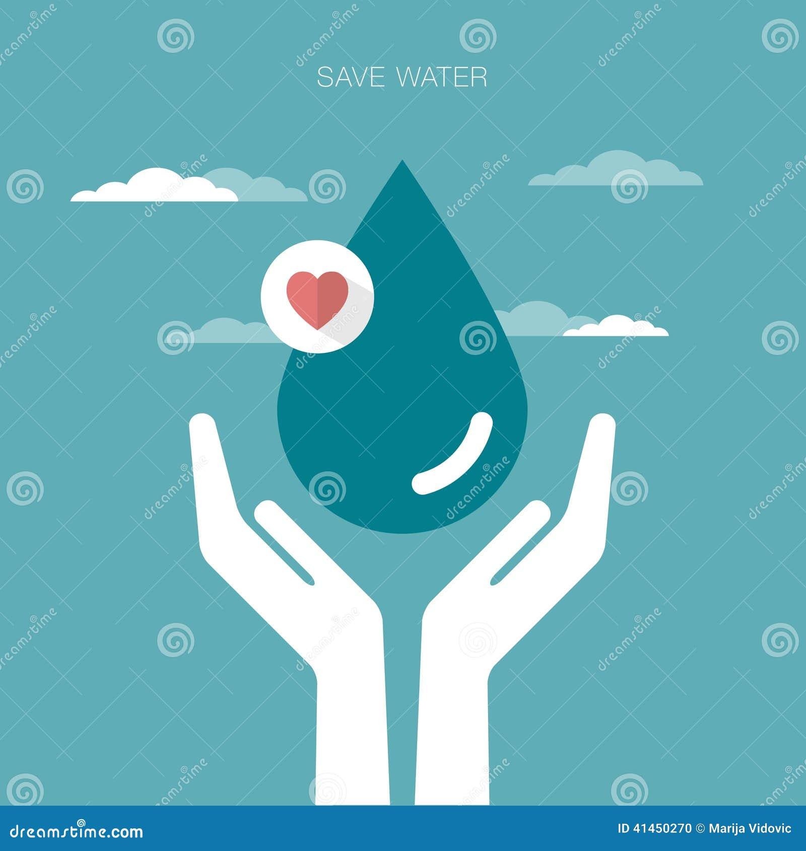 Conservi il fondo dell acqua