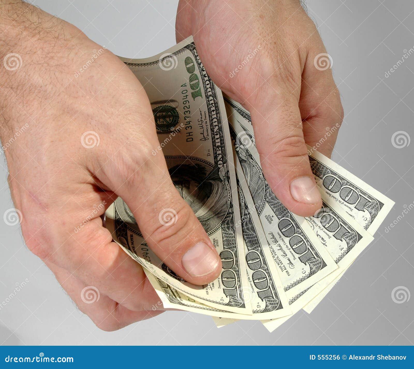 Considere o dinheiro