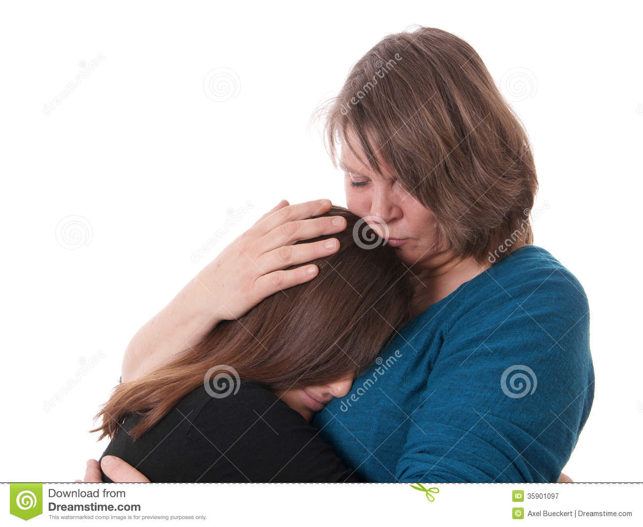 Consolation Stock Image Image Of People Child Friend