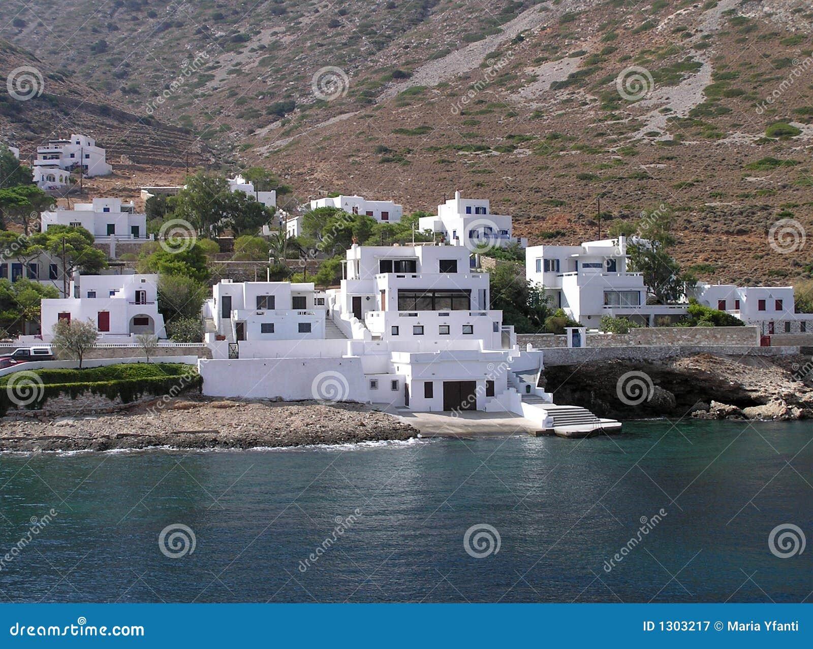 Console de Sifnos, Greece