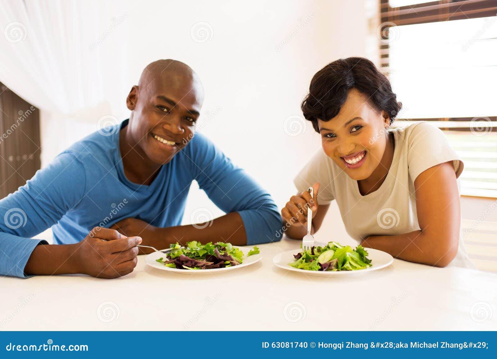 Consommation de couples d afro-américain