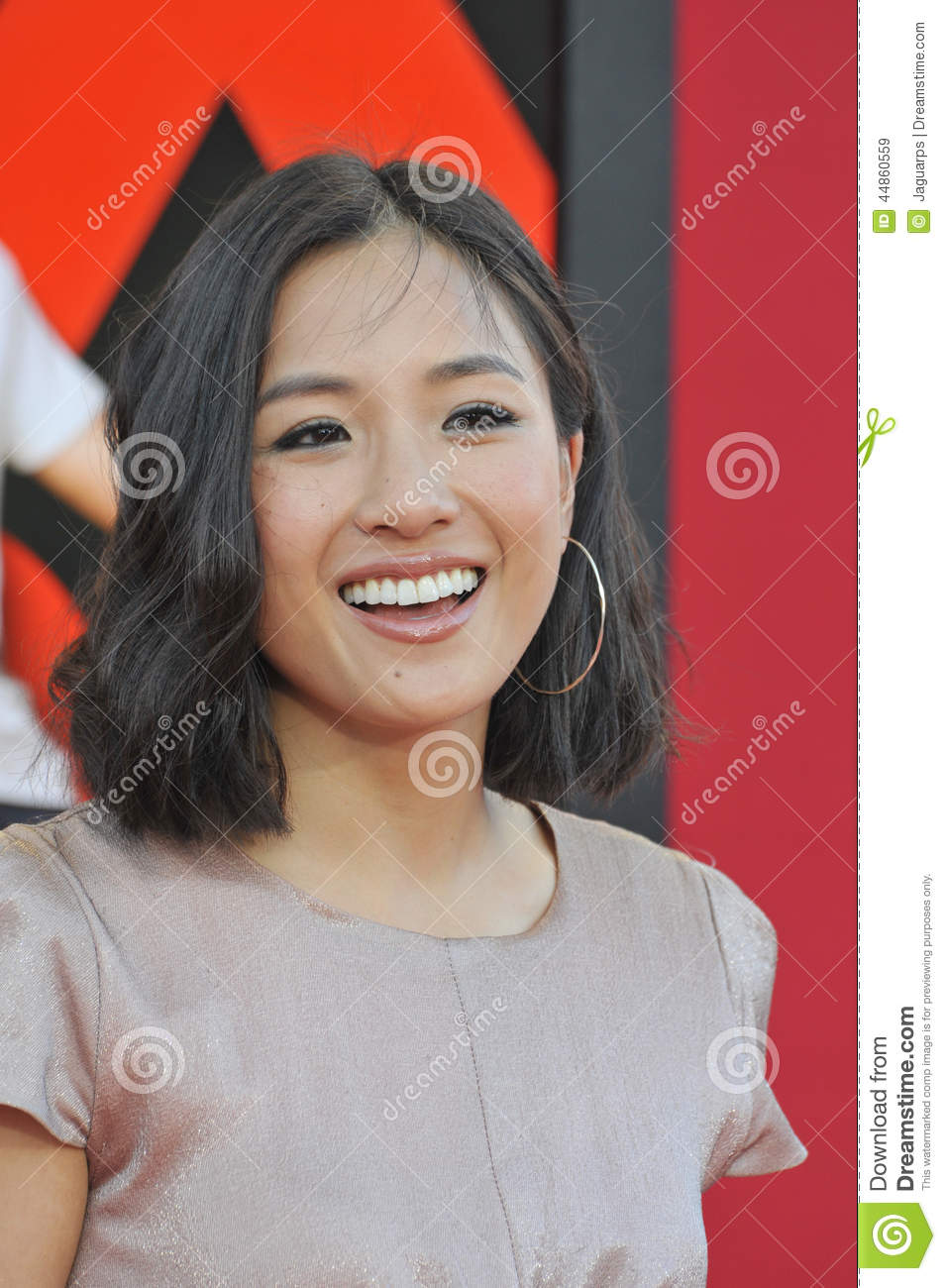 constance wu korean