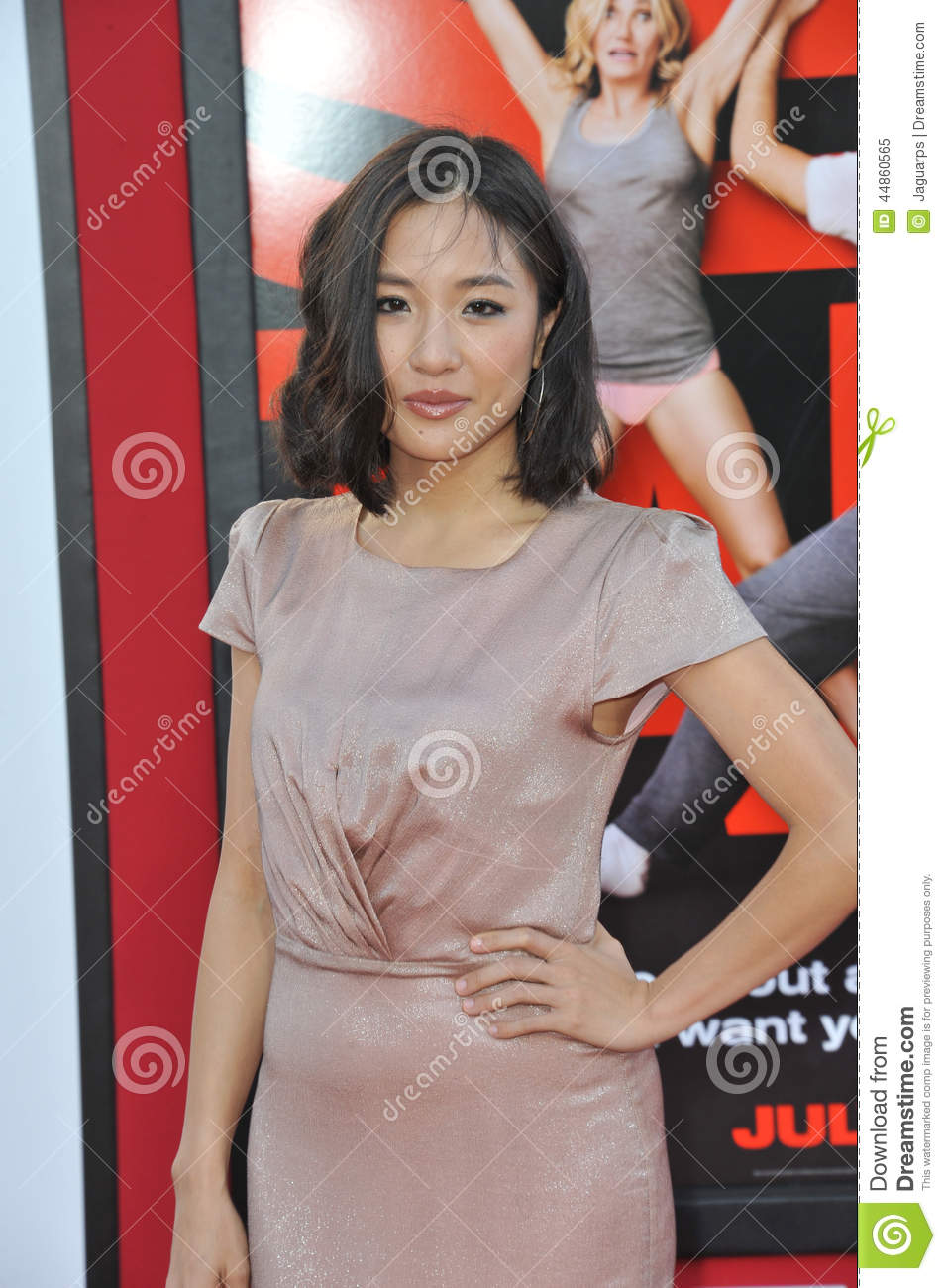 constance wu singing