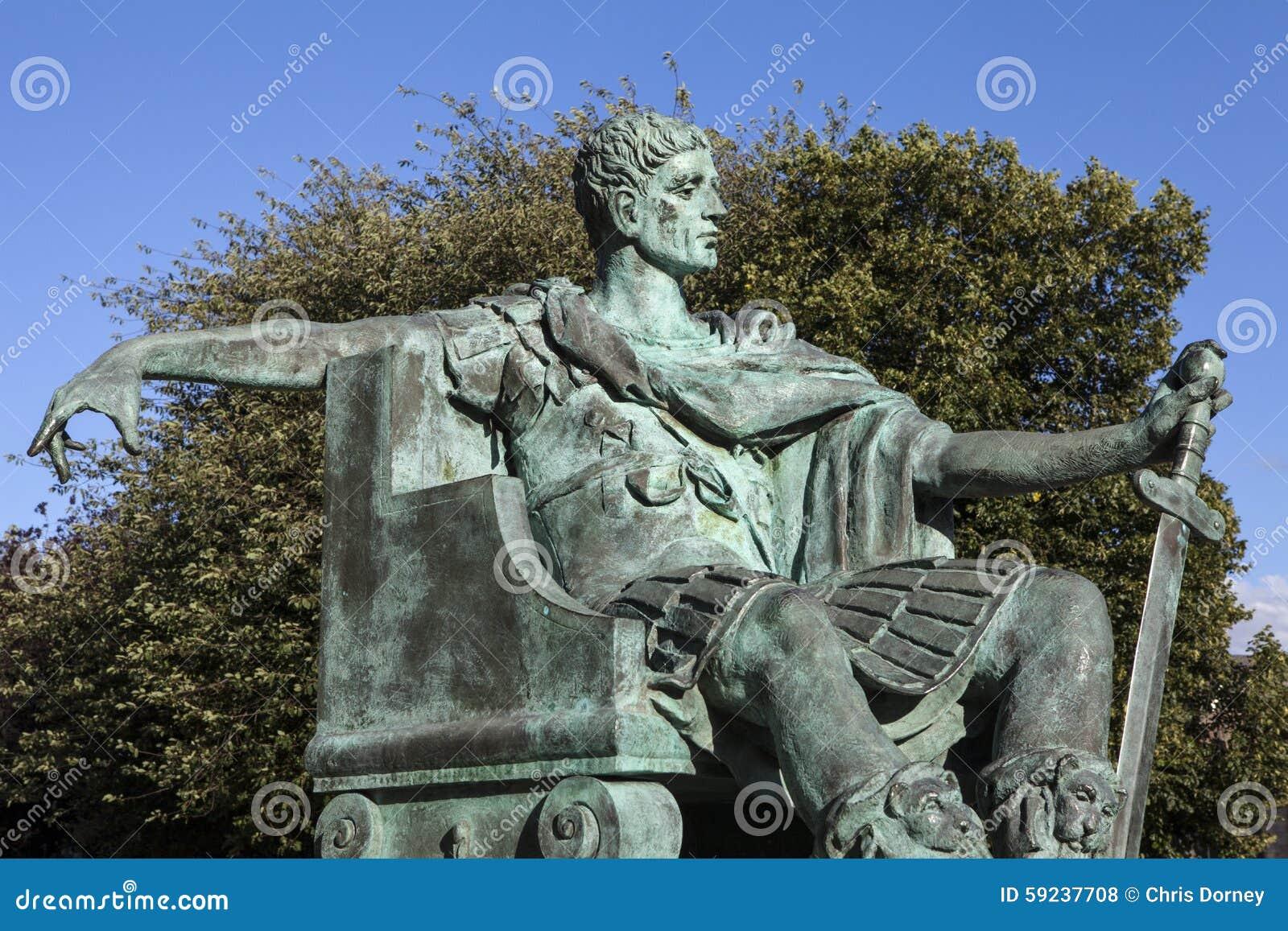 Download Constantina La Gran Estatua En York Foto de archivo editorial - Imagen de ciudad, señales: 59237708