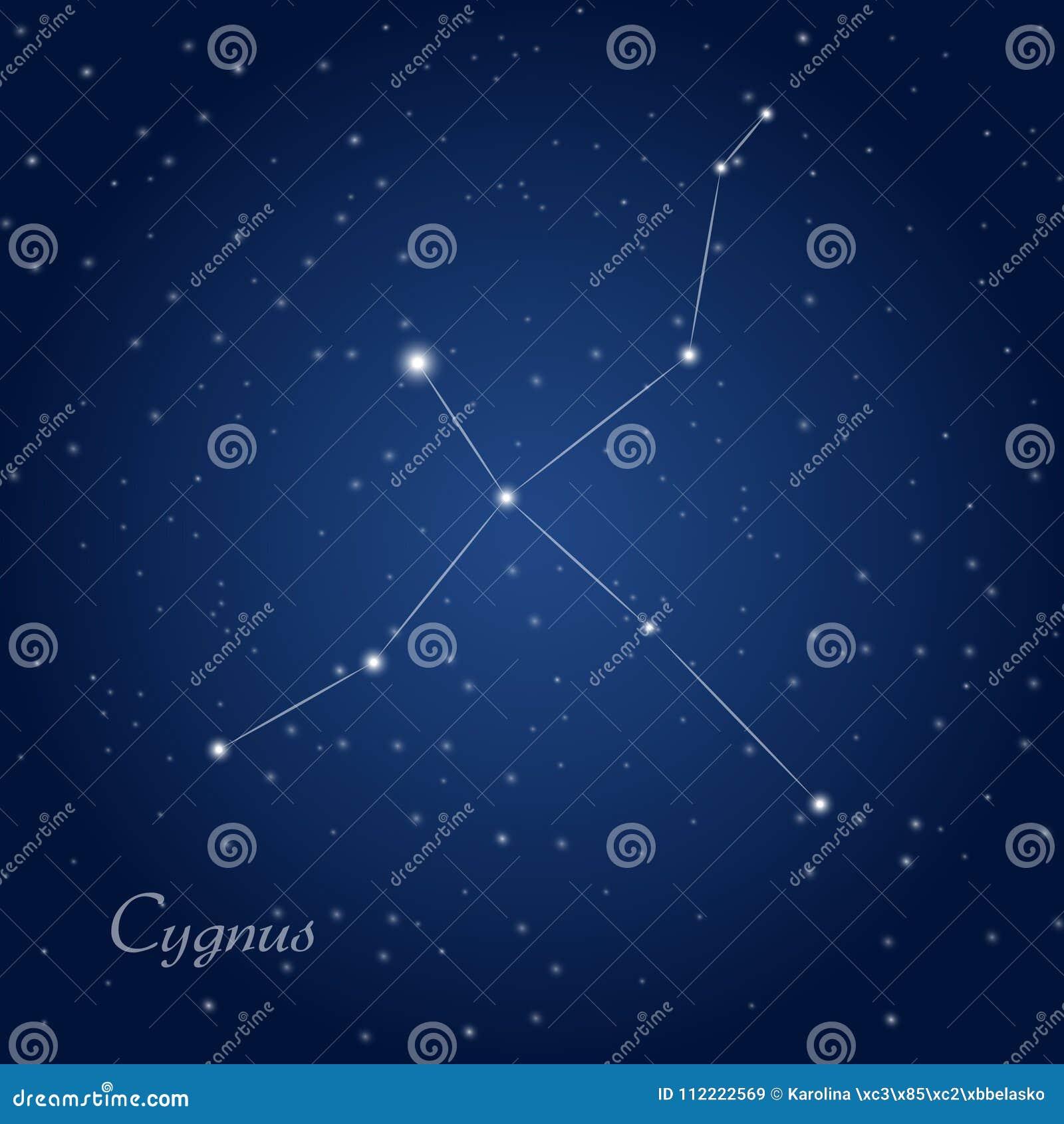 Constelação do Cygnus