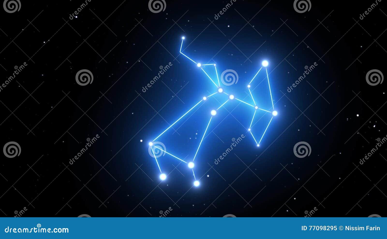 Constelacao de sagitario