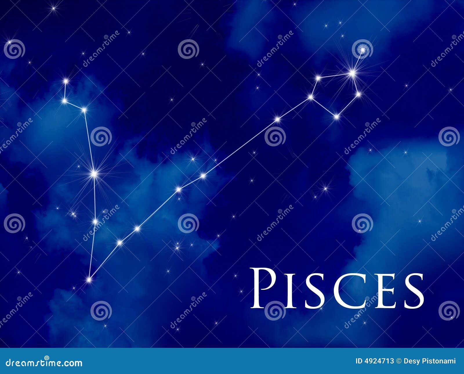 Constelação Pisces