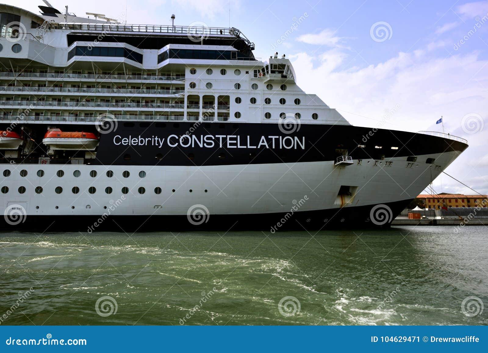 Download Constellatie In Venetië, Italië Redactionele Foto - Afbeelding bestaande uit oceaan, groot: 104629471