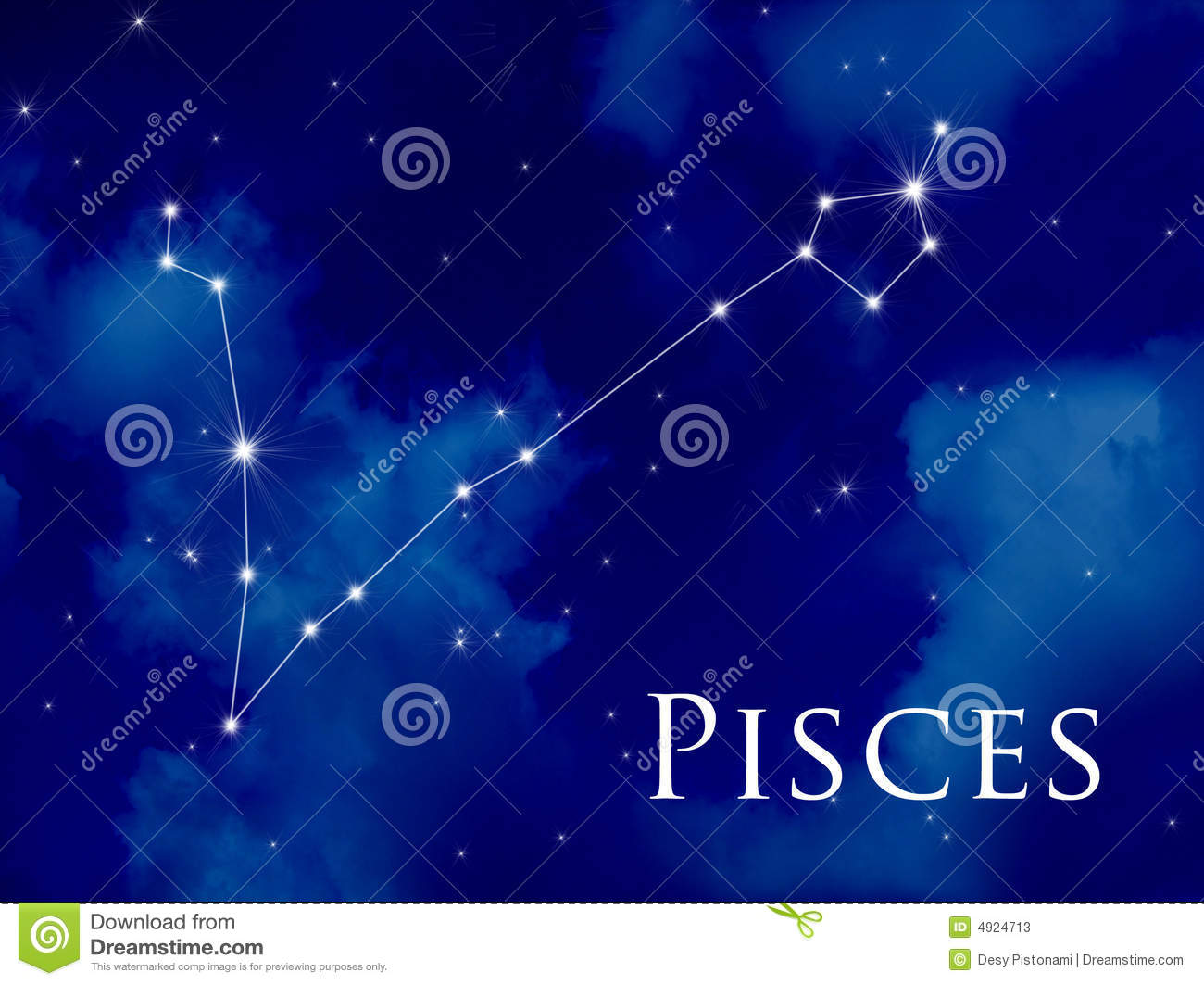 All Constellations Of The Zodiac Constellation Pisces S...