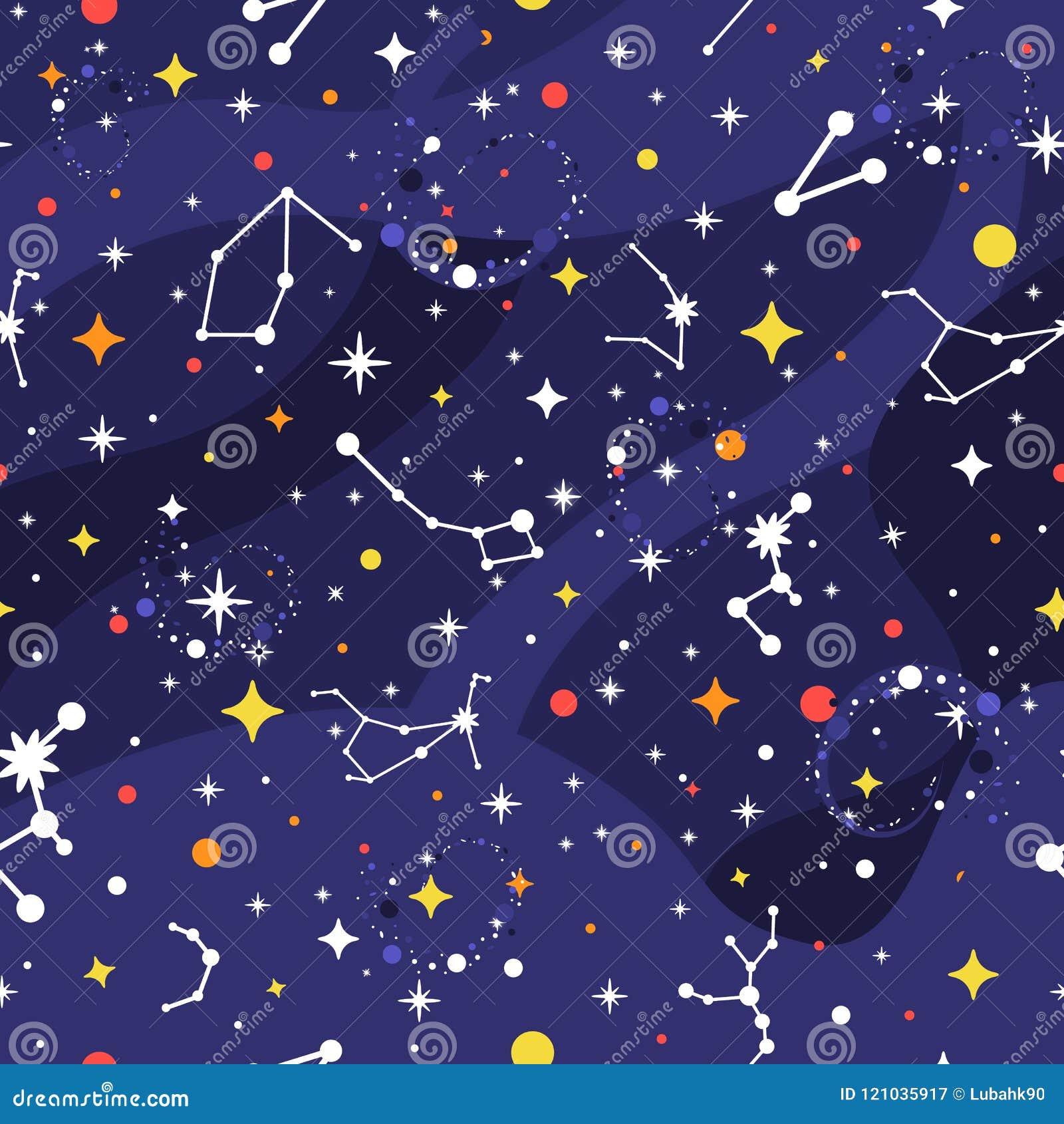 Galaxy Pattern Amazing Ideas