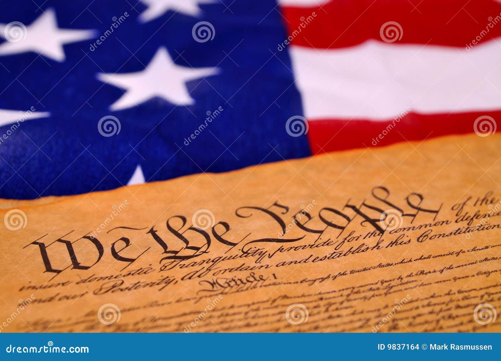 Constitución de los E.E.U.U.