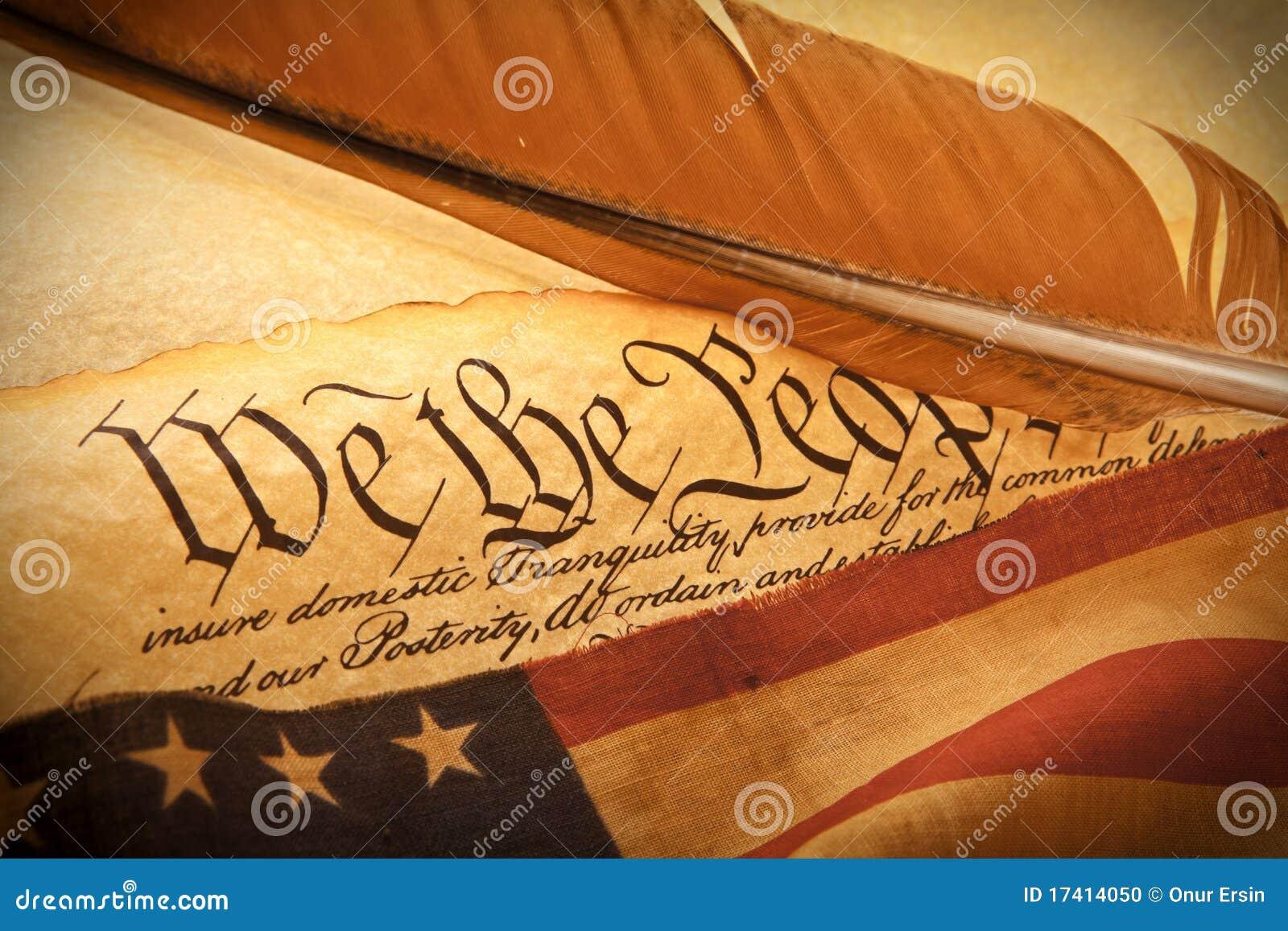 Constituição dos E.U. - nós os povos