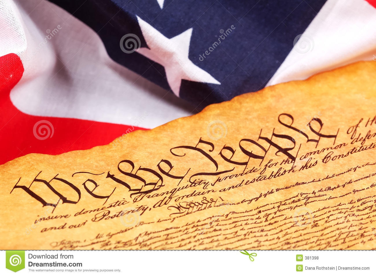 Constitution stock photo. Image of blue, people, congress - 381398