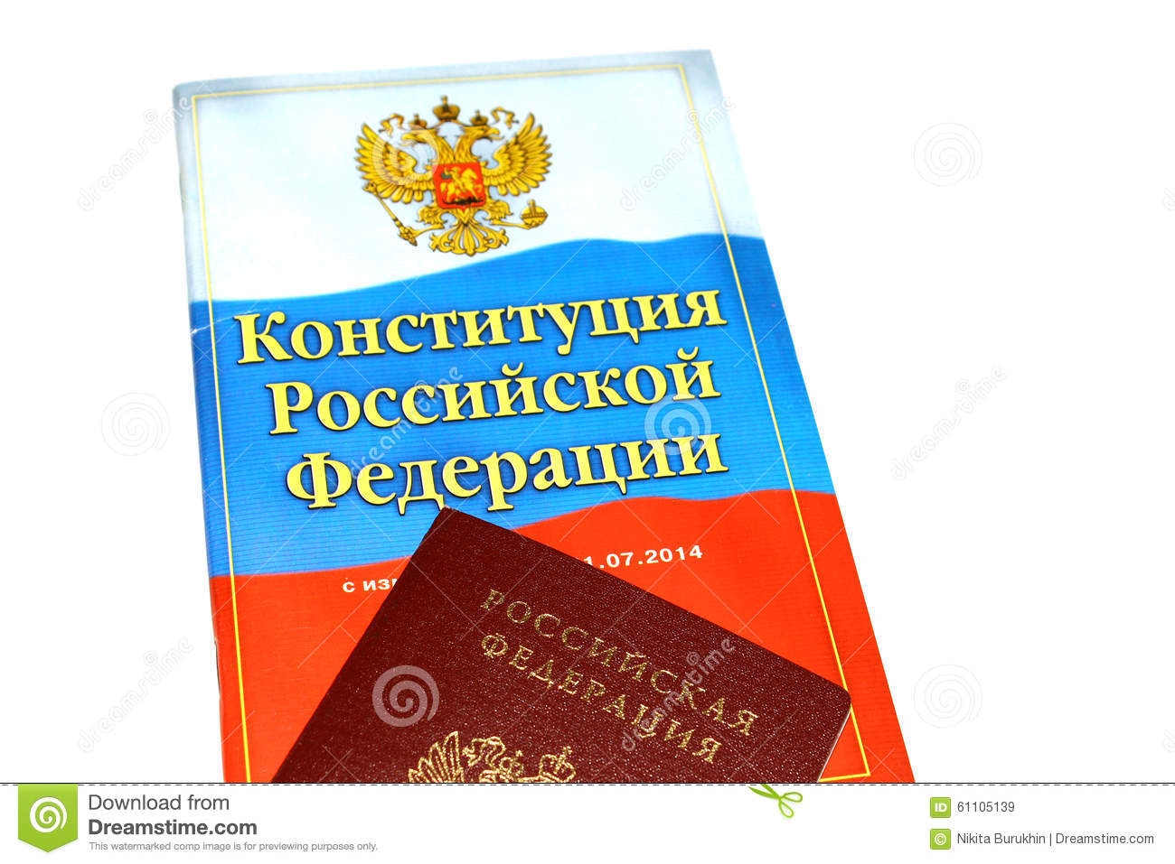Constitution Of The Russian Federation 17