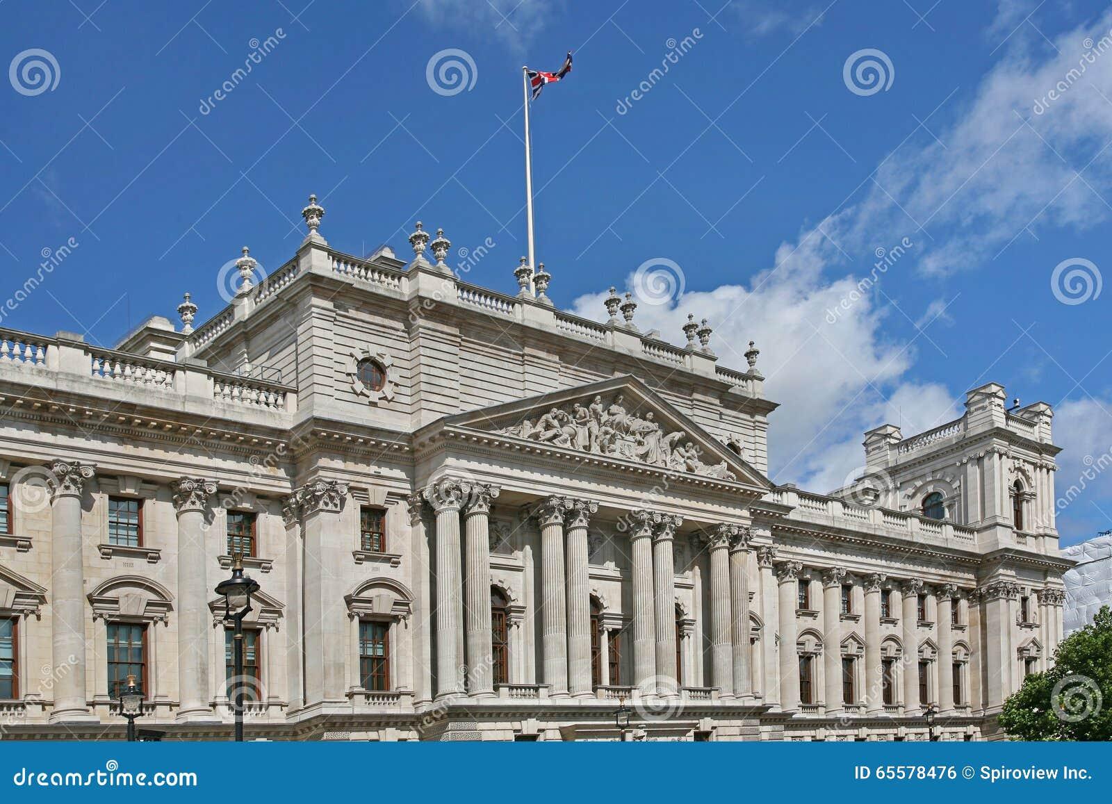 Construção britânica do governo