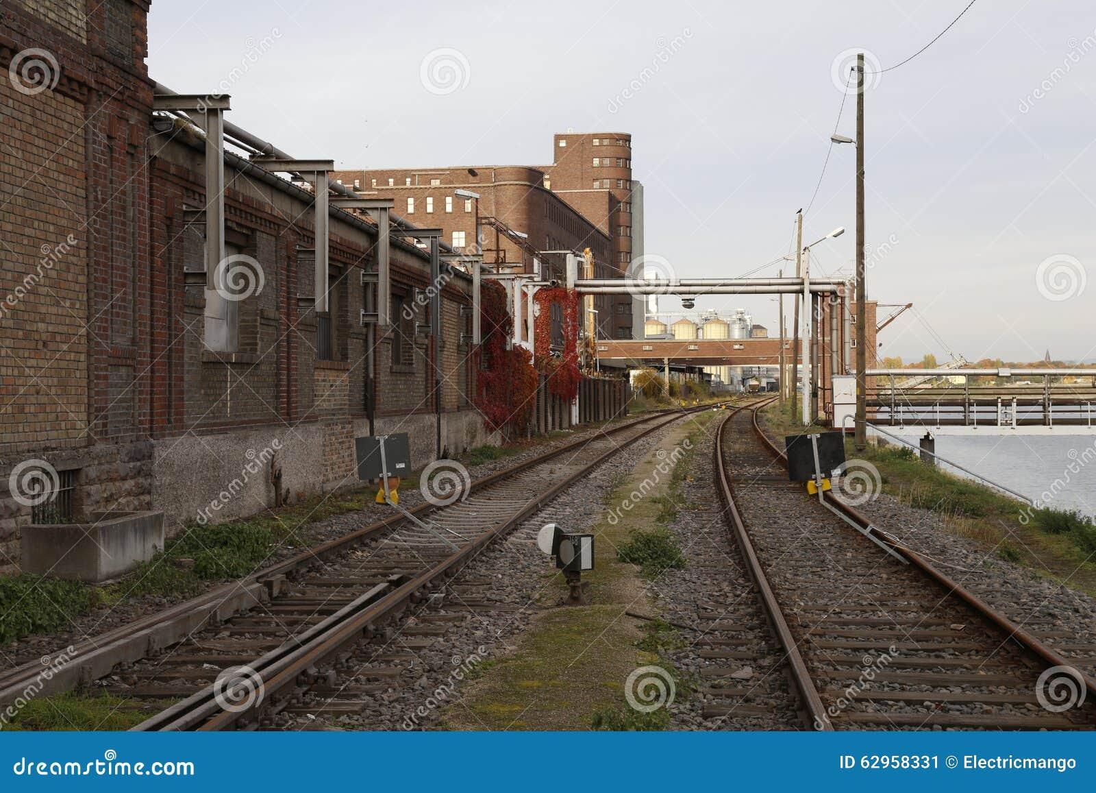 Construção industrial histórica