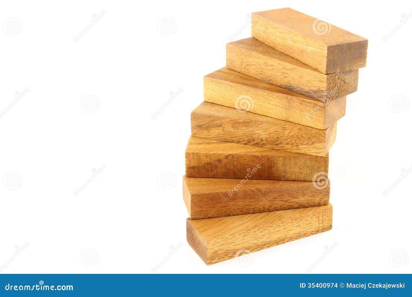 Construcci N De Madera De La Escalera Espiral Imagenes De