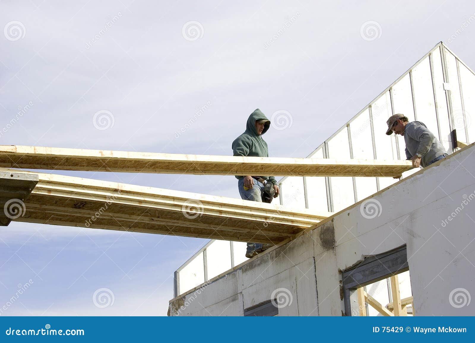 Construction à la maison 3